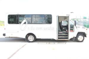 Flint Charter Bus
